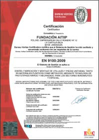Download 9100 certification