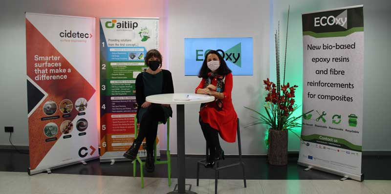 AITIIP host the Ecoxy final event after three years of international research
